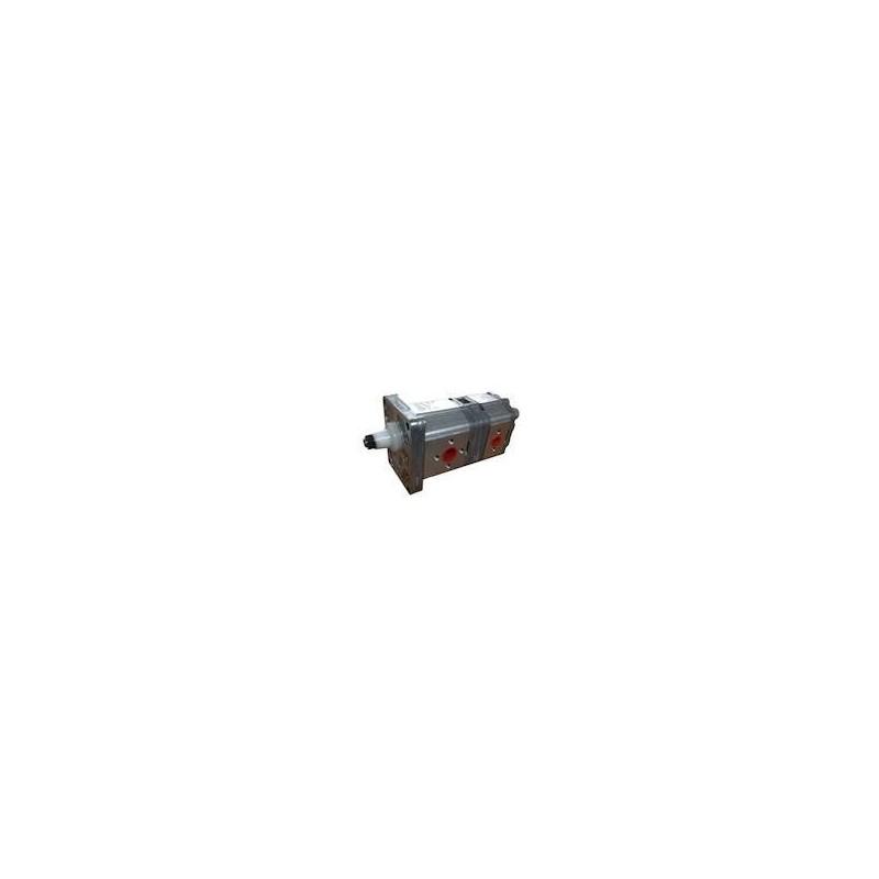 Pompe hydraulique FIAT - Double - 19 + 8 CC FIAT39938 Pompes hydraulique a engrenage 618,24€
