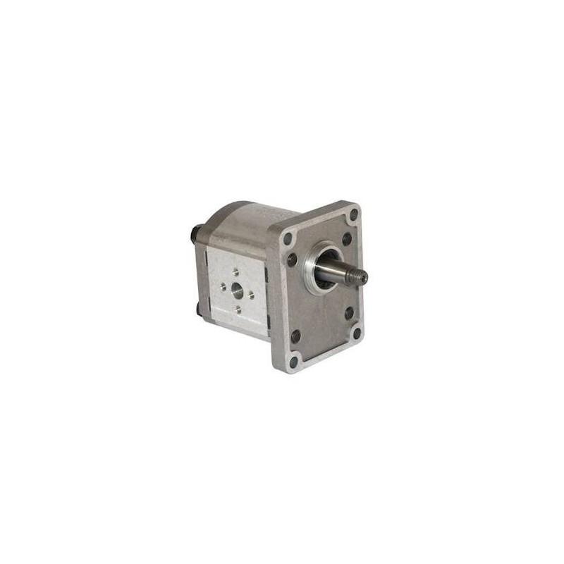 Pompe hydraulique A ENGRENAGE GR2 - GAUCHE - 12.0 CC - BRIDE EUROPEENNE