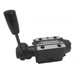 Distributeur a levier - NG 6 - 4-3 - CENTRE Y en A/B/T - FERME en P N6KVNG6M6H  Tiroir N6 - Y en A/B/T - fermé en P 95,04€