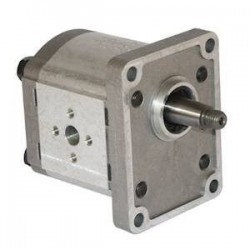 Pompe hydraulique A ENGRENAGE GR2 - GAUCHE - 16.0 CC - BRIDE EUROPEENNE