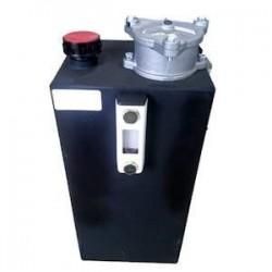 Réservoir hydraulique rectangulaire - 10 L - EQUIPERME010 Reservoirs hydraulique 163,20€