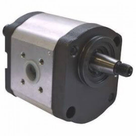 Pompe hydraulique CASE IH - Gauche - 8 CC - Cone 1:5 - BRIDE 55CASE510415311 CASE IH 235,20€