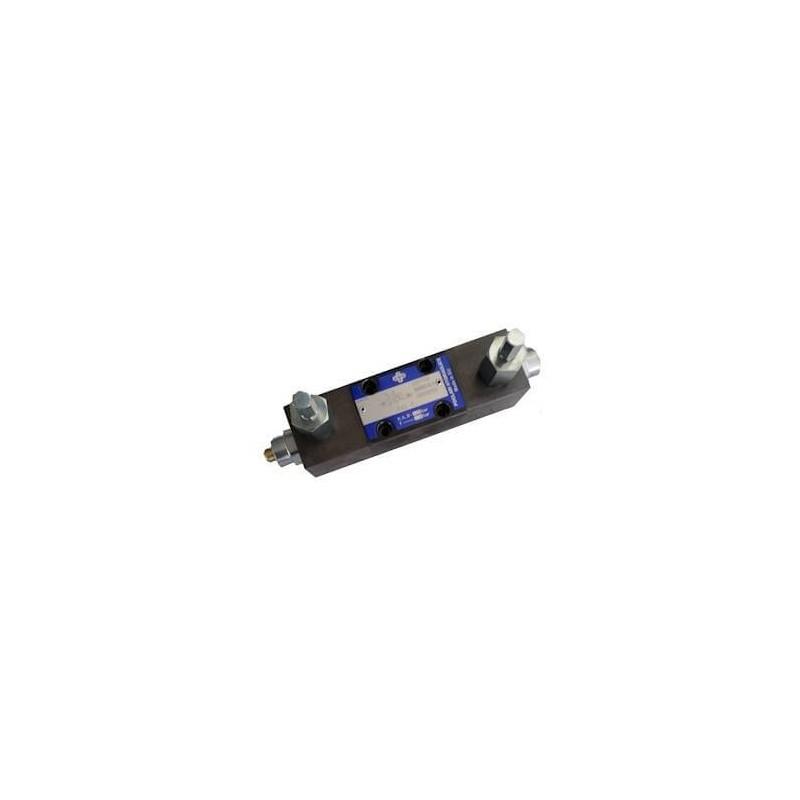 Inverseur automatique volumétrique - sur embase Cetop 3 - P 210B -T 40B