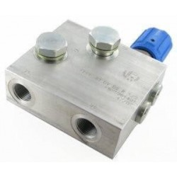 Régulateur débit Moteur hydraulique - OMS 1/2 - 90/60 FPRF90DFD3R12 Valves hydraulique 245,76 €