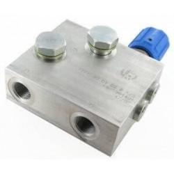 Régulateur débit Moteur hydraulique - OMT 3/4 - 90/60 FPRF90DFD4R12 Valves hydraulique 251,52€