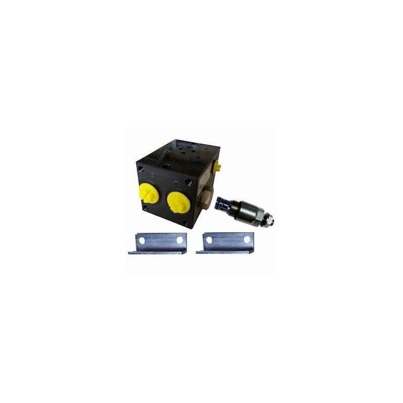 Embase pour 1 electro NG6 - 3/8 - Avec limiteur PF1CL180H 138,39 €