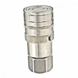 Coupleur hydraulique ANTI-POLLUTION FACE PLANE - Femelle 1/2 BSP - PS 250 BarA900208 Femelle 36,48€