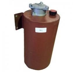 Réservoir hydraulique cylindrique - 10 L - EQUIPE