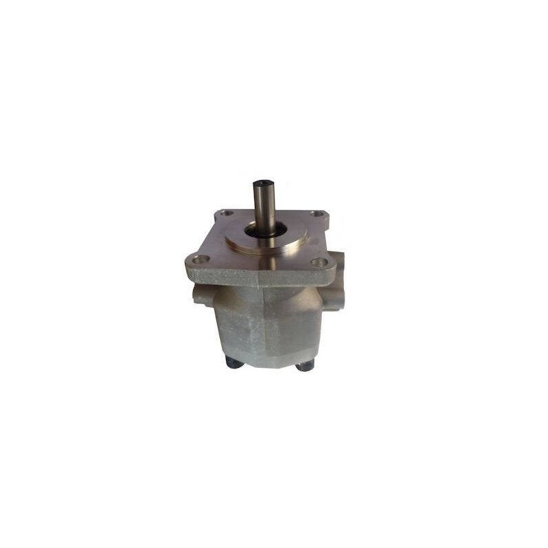 Pompe hydraulique ISEKI - Arbre CYLINDRIQUE - Ø 12.5 mm - GAUCHE - GH