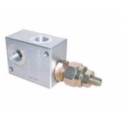 Limiteur de pression 1/2 BSP - 80 L/MN - 250 B - TARE 80 BVT0110087035 VT011 62,40€