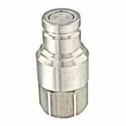 Coupleur hydraulique ANTI-POLLUTION FACE PLANE - Male 1/2 BSP - PS 250 Bar A900108 16,32 €
