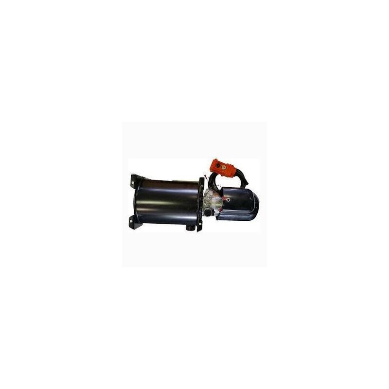 Mini centrale hydraulique S.E - 12 V - 1800 W - pompe 2 cc - Réservoir 8 L Acier
