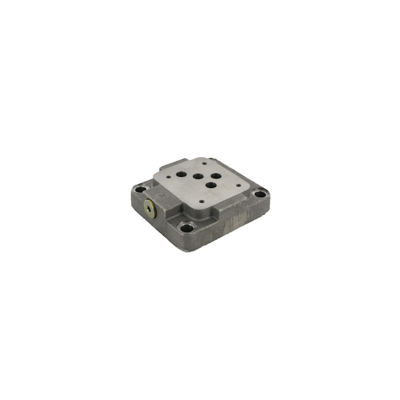 Embase pour 1 electro NG10 - EMBASE NG10 - SORTIE VERTICALES 1/2PBKV1012TV Distributeurs hydraulique 100,80€