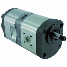 Pompe hydraulique CASE IH - TANDEM - GAUCHE - 11 + 8 CC CASE510565395 Pompe hydraulique 741,12€