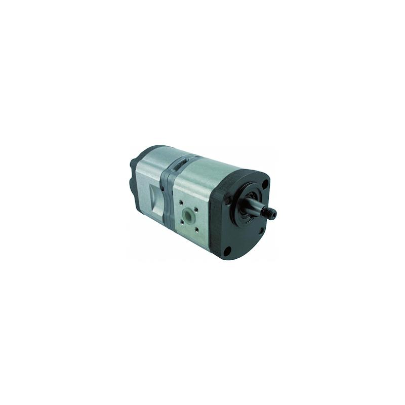 Pompe hydraulique CASE IH - TANDEM - GAUCHE - 11 + 8 CC CASE510565395 Pompes hydraulique 741,12 €