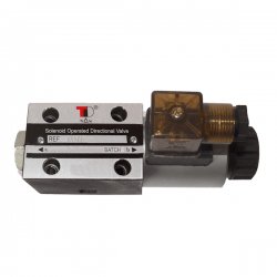 electrodistributeur 12 VDC monostable - NG6 - 4-2 - P sur B - A sur T - N51B. KVNG651B12CCH  78,72€