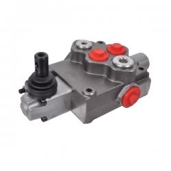 Distributeur hydraulique 130 L/mn - 3/4 BSP - D.E - 1 Levier - Limiteur Pression 140 BFM851341PDE Distributeurs 130 L/mn - 1 ...