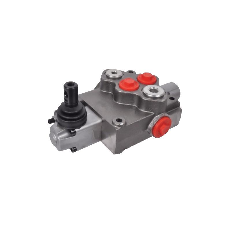 Distributeur hydraulique 130 L/mn - 3/4 BSP - D.E - 1 Levier - Limiteur Pression 140 B FM851341PDE 203,52 €