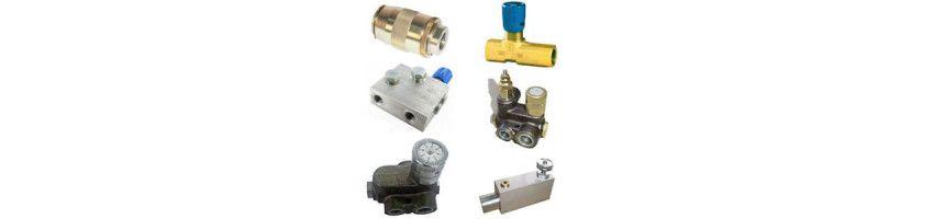 Régulateurs pression moteurs