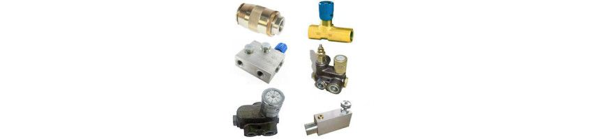 Regulateurs pression moteur orbitaux - Au Comptoir Hydraulique