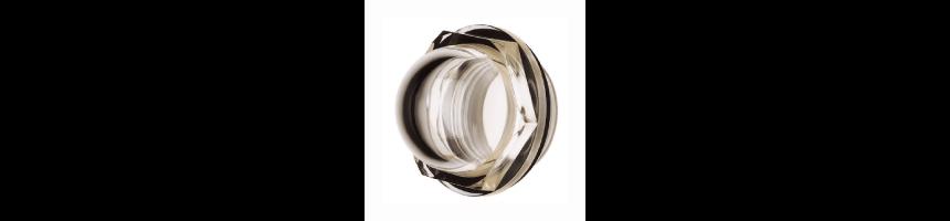 Voyant de niveau acrylique 1FC - Au Comptoir Hydraulique