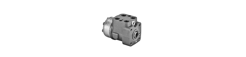 Moteur hydraulique OSPC avec valve - Au Comptoir Hydraulique