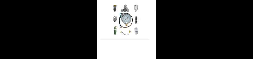 Prise de pression 16x200