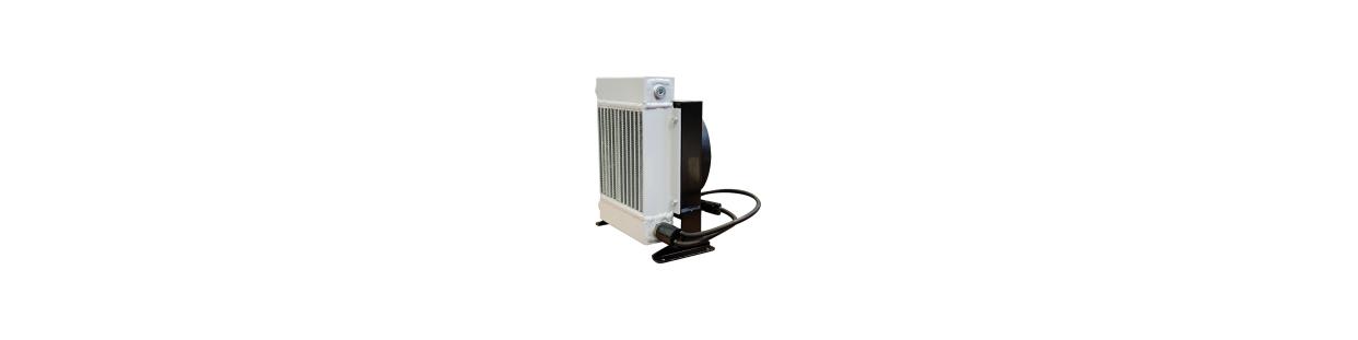 Echangeur de chaleur huile/air 24 VDC