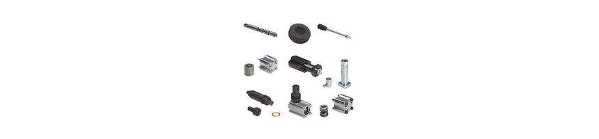 Tiroirs et crantage pour distributeurs hydraulique - Comptoir Hydraulique