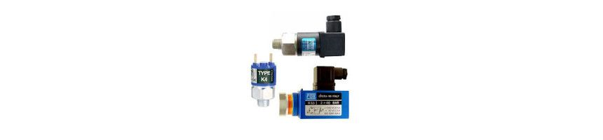 Pressostat hydraulique FOX - Au Comptoir Hydraulique