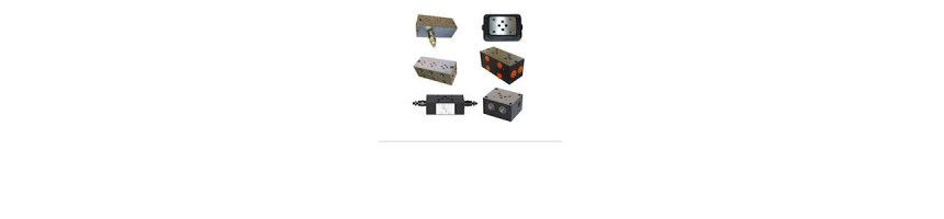 embase hydraulique NG10 - blocs fores - Au Comptoir Hydraulique