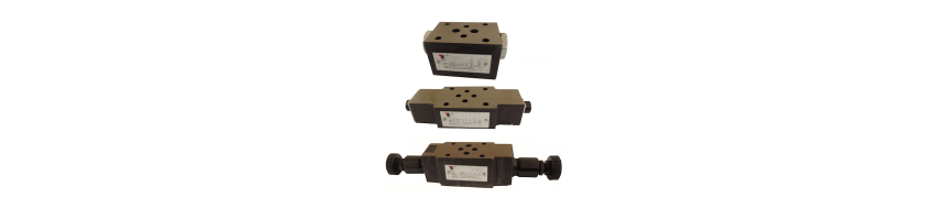 Valves intermediaire NG6