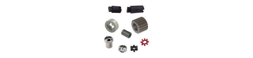 Accouplement pompe hydraulique - Au Comptoir Hydraulique
