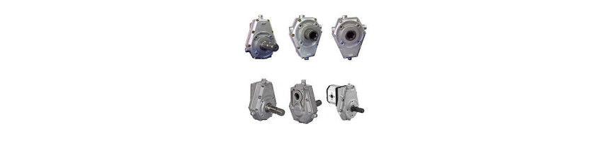 Multiplicateurs pompe hydraulique pour réservoirs - Comptoir Hydraulique