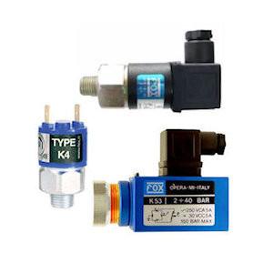 Pressostat hydraulique